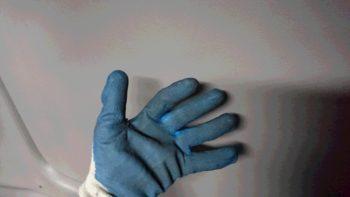 荷役作業用手袋