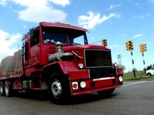 トラック運転手